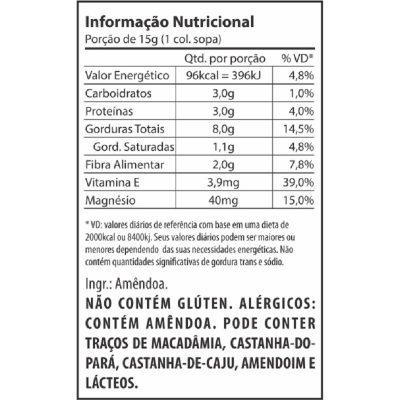 Farinha De Amendoas 1kg